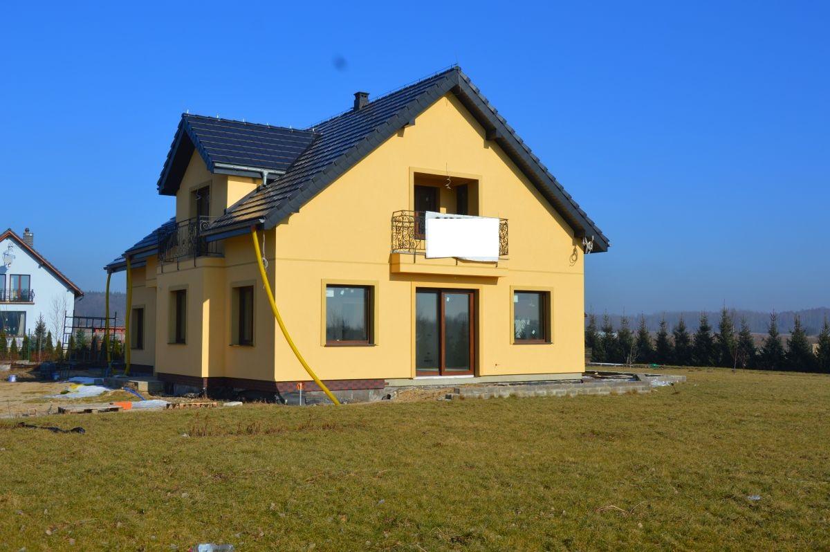 Dom wolnostojący 225 m2